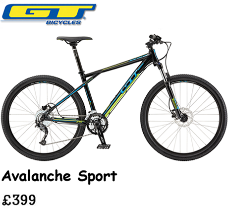 GT Avalanche Sport