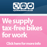 Tax Free Bikes for work