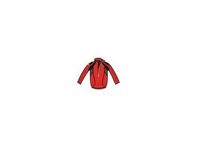 ENDURA Hummvee L/S Jersey S Red  click to zoom image
