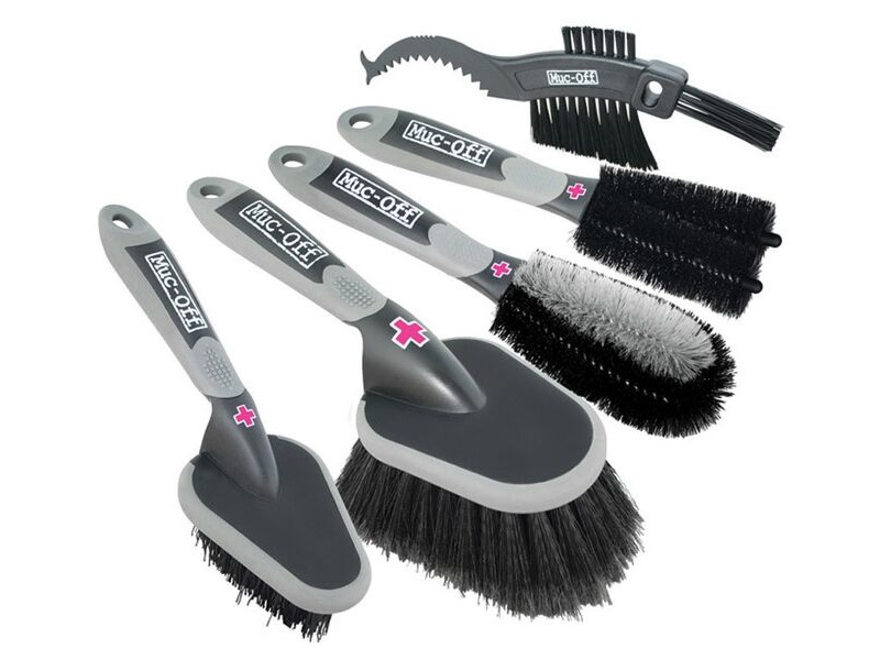 MUC-OFF 5 x Brush Set click to zoom image