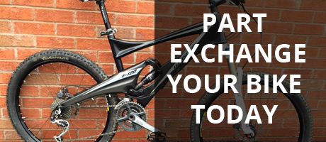Why not Part ex your old bike today?